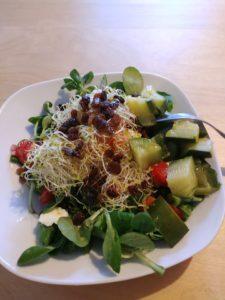 crudités légumes