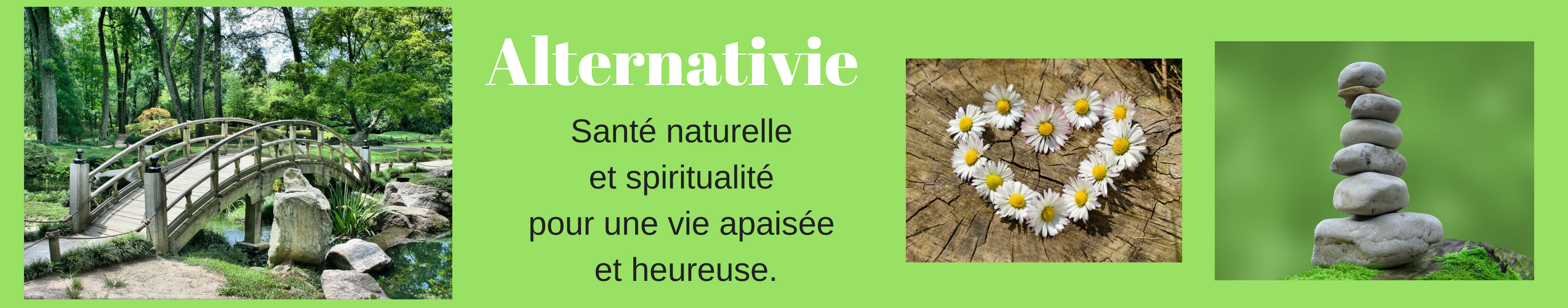 Alternativie, des choix alternatifs